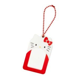 Hello Kitty Mini Photo Frame Charm Keychain